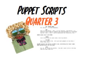 Puppet Show Scripts Q3