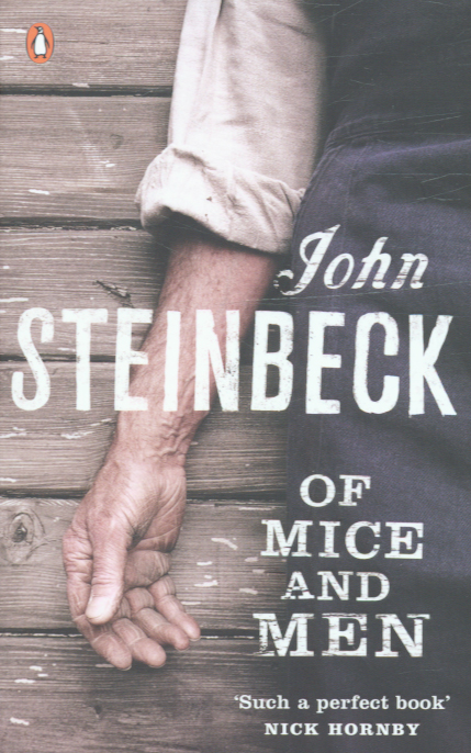 an analysis of the portays of the world in the novel of mice and men by john steinbeck Analysis of 'of mice and men analysis of 'of mice and men' by john steinbeck the kind of honesty that earned the novel its place in the literary.
