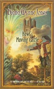 Howl's Hoving Castle Book Cover