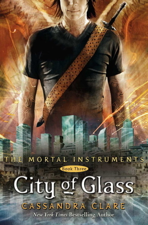 City of Glass Book Cover