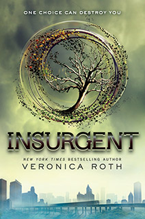 Insurgent Book Cover