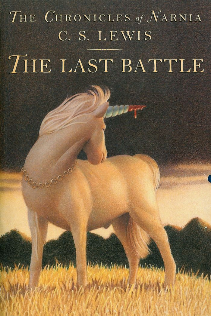 The Last Battle Book Cover