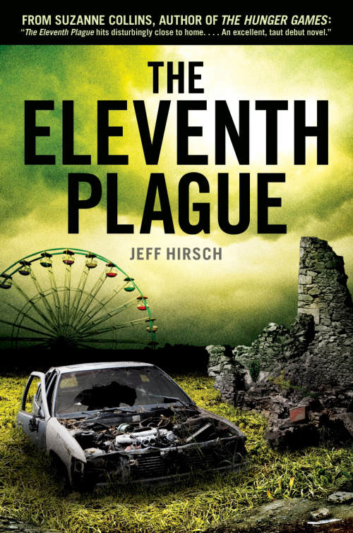 The 11th Plague Book Cover