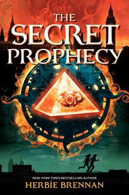 The Secret Prophecy Book Cover