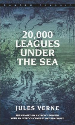 20,000 Leagues Under the Sea Book Cover