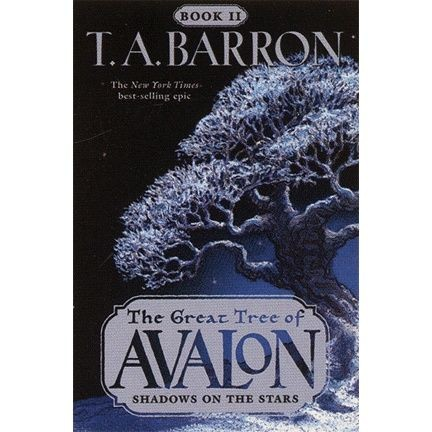 The Great Tree of Avalon: Shadows on the stars Book Cover