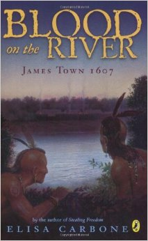 Blood on the River Book Cover