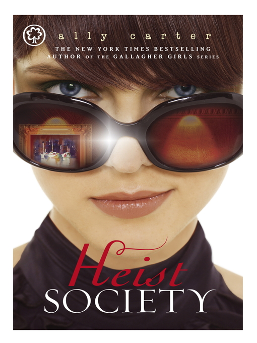 Heist Society Book Cover