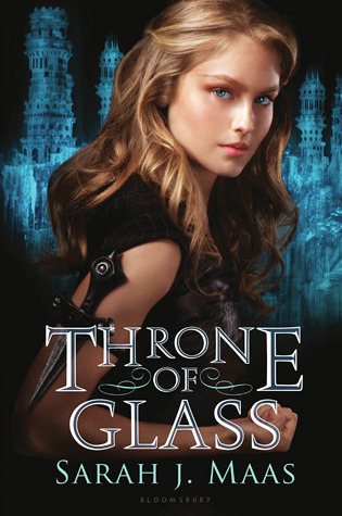 The Throne of Glass Book Cover