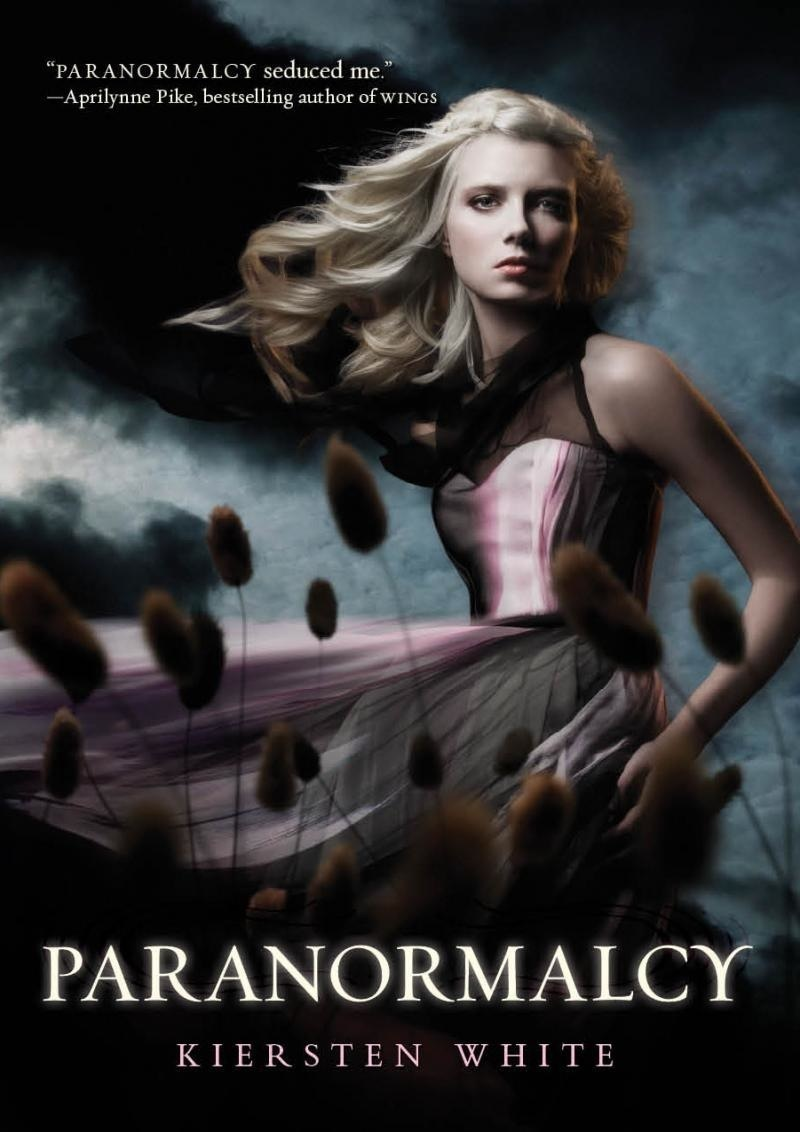 Paranormalcy Book Cover