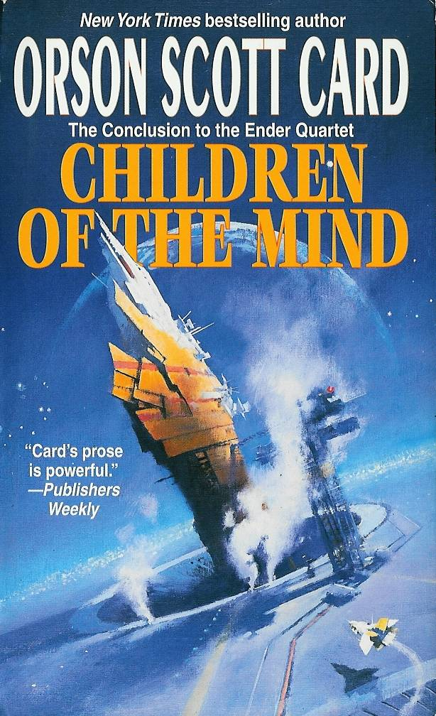 Children of the Mind Book Cover