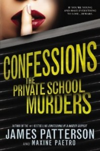 Confessions: The Private School Murders Book Cover