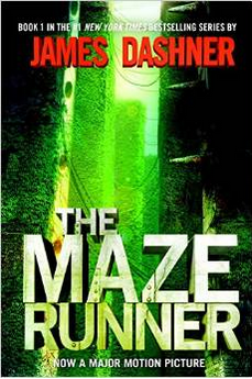 Maze Runner Book Cover