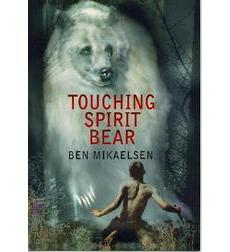 Touching Spirit Bear Book Cover