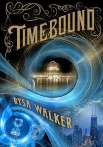 Timebound Book Cover