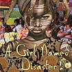 A girl named disaster Book Cover