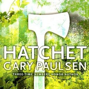 The Hatchet Book Cover