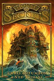 House of Secrets Book 1 Book Cover