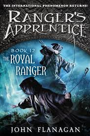 Ranger's Apprentice: the Royal Ranger Book Cover