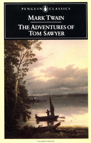 The Adventures of Tom Sawyer (Classic Version) Book Cover